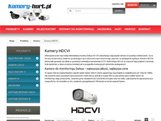 Monitoring HD CVI