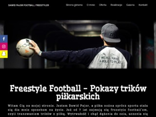 Pokazy freestyle football